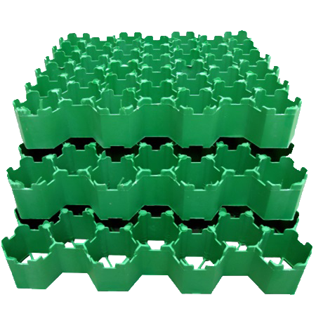 Wave Top plastic Grass Grids 38mm 48mm 68mm